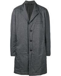 Issey Miyake - Mid-length Coat - Lyst
