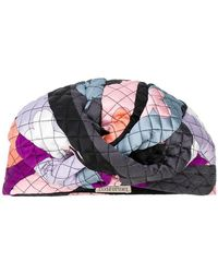 Emilio Pucci - Twisted Front Turban - Lyst