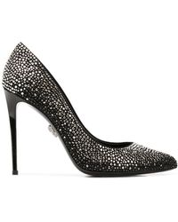 Philipp Plein - Crystal Beauty Decollete Court Shoes - Lyst