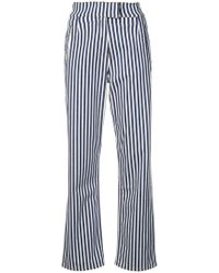 Rockins - Striped Tailored Trousers - Lyst