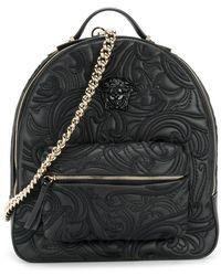 8bfad167c339 Versace - Paisley Embossed Backpack - Lyst