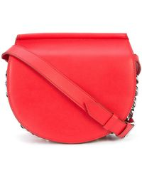 Givenchy - Bolso saddle Infinity - Lyst