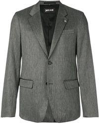 Just Cavalli - Patterned Blazer - Lyst