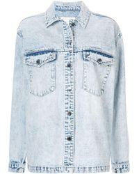 Nobody Denim - Archer Shirt Jacket - Lyst