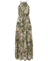 Suboo - Printed Maxi Dress - Lyst