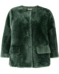 DESA NINETEENSEVENTYTWO - Merinillo Fur Jacket - Lyst