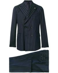 Gabriele Pasini - Classic Double-breasted Suit - Lyst