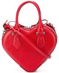 Vivienne Westwood Anglomania - Johanna Heart Handbag - Lyst
