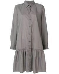 Lareida - Button-up Shirt Dress - Lyst