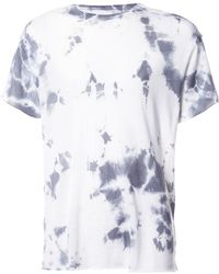The Elder Statesman - Tie Dye T-shirt - Lyst