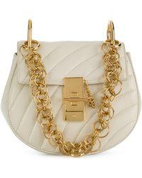 Chloé - Drew Bijou Mini Shoulder Bag - Lyst