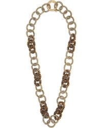 Rosantica - Tiger Eye Necklace - Lyst