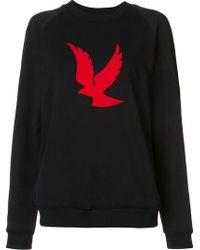 Wanda Nylon - - 'eagles' Sweatshirt - Women - Cotton - 38 - Lyst