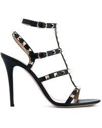 Valentino - Garavani 'rockstud' Sandals - Lyst