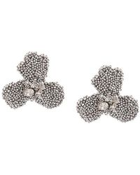Mignonne Gavigan - Beaded Stud Earrings - Lyst