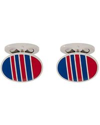 Etro - Signature Colour Cufflinks - Lyst