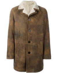Men's Shearling Coats | Shop Designer Men's Shearling Coats ...