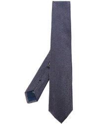 Corneliani | Woven Pattern Tie | Lyst
