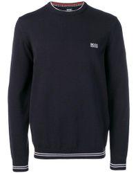 BOSS - Athleisure Sweater - Lyst