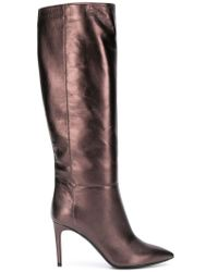 Pollini - Knee High Boots - Lyst