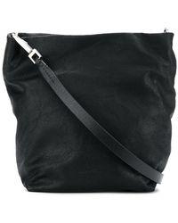 Rick Owens - Worn Tote-style Bag - Lyst