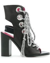 DIESEL - D-arlin Boot Sandals - Lyst
