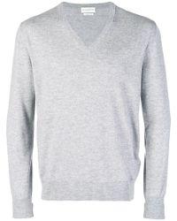 Ballantyne - V-neck Sweater - Lyst