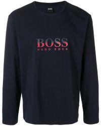 BOSS - Logo Pyjamas - Lyst