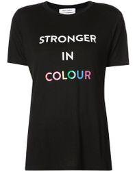 Prabal Gurung - Stronger In Colour T-shirt - Lyst