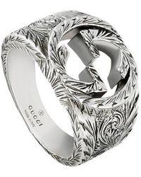 3d65c10e036 Lyst - Men s Gucci Rings Online Sale