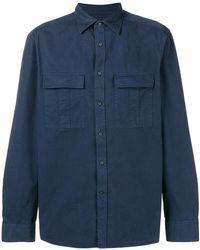 Calvin Klein - Long-sleeve Shirt - Lyst