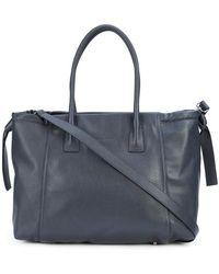 Fabiana Filippi - Tote Bag With Drawstring Sides - Lyst