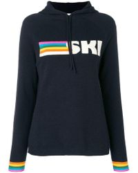 Chinti & Parker - Ski Knitted Hoodie - Lyst