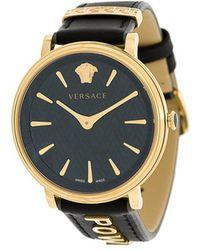 Versace - Manifesto Power Watch - Lyst