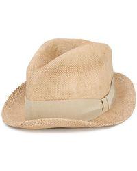 Eleventy - Fedora Hat - Lyst