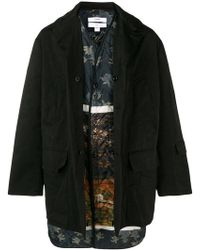 OAMC - Layered Single Breasted Coat - Lyst