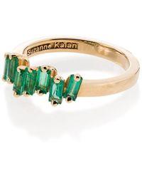 Suzanne Kalan 18kt Geelgouden Ring - Metallic