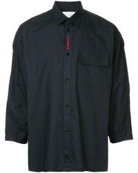 Yoshiokubo - 8848 Shirt - Lyst