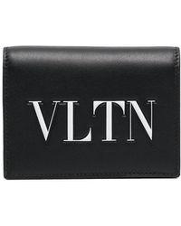 Valentino - Tarjetero VLTN Garavani - Lyst