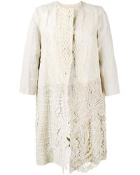 By Walid - Antique Lace Coat - Lyst