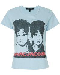 Marc Jacobs | Sista Sista T-shirt | Lyst