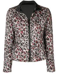 Liu Jo - Karina Quilted Jacket - Lyst