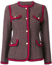 Gucci - GG Bengal Tiger Back Jacket - Lyst