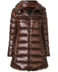 Tatras - Hooded Puffer Coat - Lyst