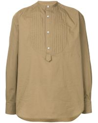 Kolor - Pull-over Fitted Shirt - Lyst