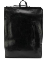 Rick Owens - Large Flat Backpack - Lyst