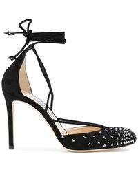 Chaussures Femmes Lyst Talons Par Pour Choo Partir € 297 Jimmy À De nkwP0O