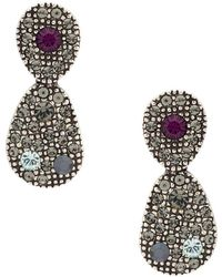 Camila Klein - Tucan Tear Earrings - Lyst