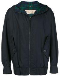 Burberry - Hooded Lightweight Jacket - Lyst