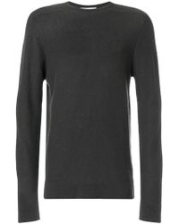 Pringle of Scotland - Saddle Shoulder Jumper - Lyst